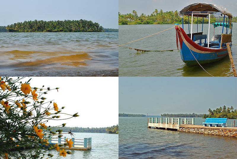 Laze around in Kavvayi island