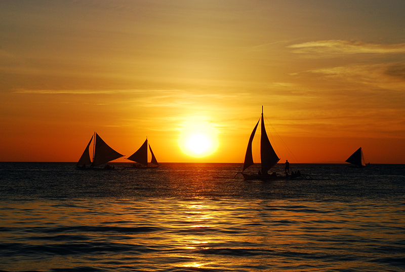 My last shot from Boracay