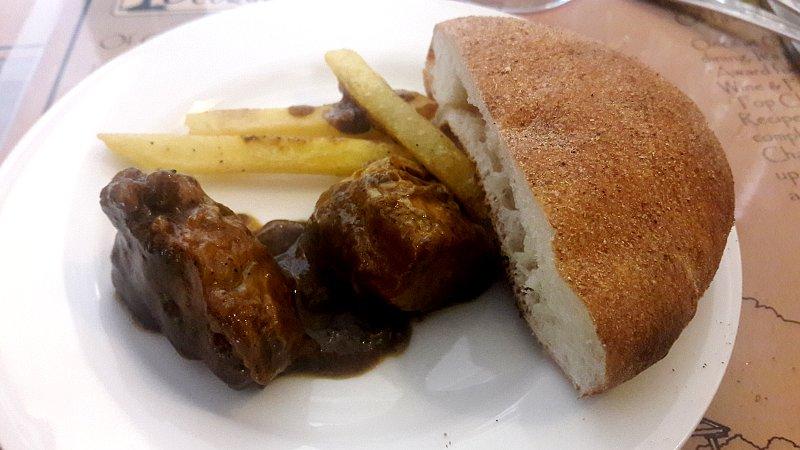 Chicken cafreal from O' Coqueiro restaurant in Goa